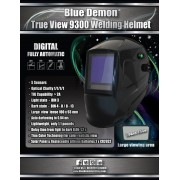 BLUE DEMON TRUE VIEW 9300 WELDING HELMET