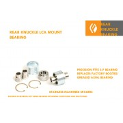 2IS 3GS REAR KNUCKLE LOWER REAR PRESS-IN SPHERICAL BEARING (LCA)