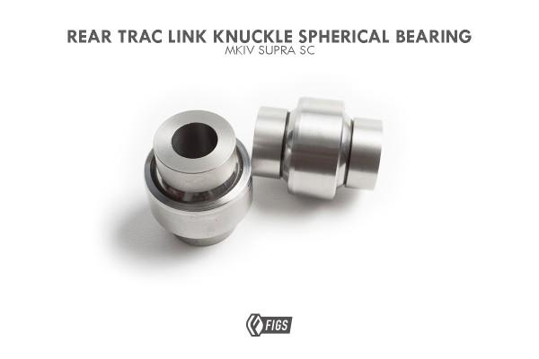 REAR KNUCKLE TRAC LINK PRESS-IN SPHERICAL BEARING  BUSHING REPLACEMENT MKIV SUPRA/ LEXUS SC