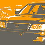 LS400 1994-2000) / LS430 2000-2006