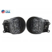 SS3 LED Fog Light Kit for 2008-2011 Lexus LX570 White SAE/DOT Fog Max Diode Dynamics