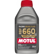 MOTUL RBF 660 RACING BRAKE FLUID 500ML