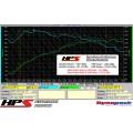 HPS POLISH LONG RAM COLD AIR INTAKE FOR 00-06 VOLKSWAGEN GOLF MK4 1.8T TURBO