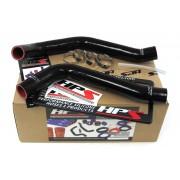 HPS Black Reinforced Silicone Radiator Hose Kit Coolant for Toyota 05-14 Tacoma V6 4.0L