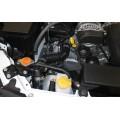 HPS Black Reinforced Silicone Radiator Hose Kit Coolant for Toyota 17-20 86