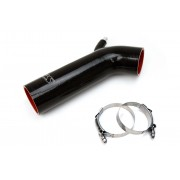 HPS BLACK REINFORCED SILICONE POST MAF AIR INTAKE HOSE KIT FOR LEXUS 01-05 IS300 I6 3.0L