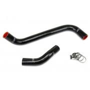 HPS Black Reinforced Silicone Radiator Hose Kit Coolant for Lexus 07-11 GS350 V6 3.5L