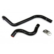 HPS BLACK REINFORCED SILICONE RADIATOR HOSE KIT COOLANT FOR CHEVY 05-07 COBALT SS 2.0L SUPERCHARGED