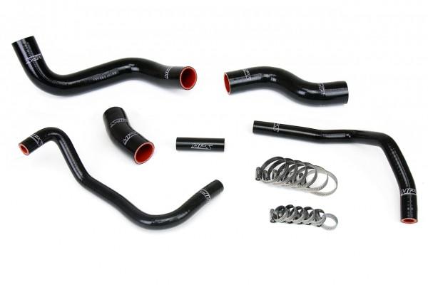 HPS Black Reinforced Silicone Radiator + Heater Hose Kit for Toyota 17-20 86