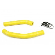 HPS YELLOW REINFORCED SILICONE RADIATOR HOSE KIT FOR SUZUKI 06-10 LTR450