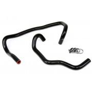 HPS Reinforced Black Silicone Heater Hose Kit Coolant for Toyota 05-14 Tacoma 4.0L V6