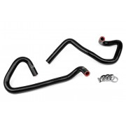 HPS Reinforced Black Silicone Heater Hose Kit Coolant for Toyota 05-14 Tacoma 2.7L 4Cyl