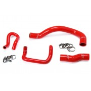 HPS RED SILICONE IS300 1ST GEN RADIATOR + HEATER HOSE KIT COOLANT OEM REPLACEMENT 57-1641-RED