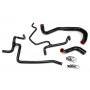 HPS Black Reinforced Silicone Radiator + Heater Hose Kit Coolant for Dodge 11-17 Charger 5.7L V8 Non Pursuit