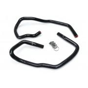 HPS Black Reinforced Silicone Heater Hose Kit Coolant for Toyota 10-17 4Runner 4.0L V6