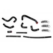 HPS Black Reinforced Silicone Heater Hose Kit Coolant for Toyota 96-02 4Runner 3.4L V6