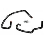 HPS Reinforced Black Silicone Heater Hose Kit Coolant for Toyota 03-09 4Runner 4.0L V6