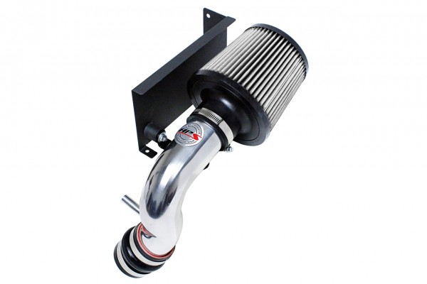 HPS Performance Cold Air Intake Kit 02-05 Mini Cooper S 1.6L Supercharged, Includes Heat Shield, Polish