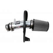HPS Performance Cold Air Intake Kit 13-17 Honda Accord 3.5L V6, Includes Heat Shield, Polish