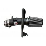 HPS Performance Cold Air Intake Kit 13-17 Honda Accord 3.5L V6, Includes Heat Shield, Black