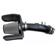 HPS Black Cold Air Intake Kit with Heat Shield for 08-18 Lexus LX570 5.7L V8