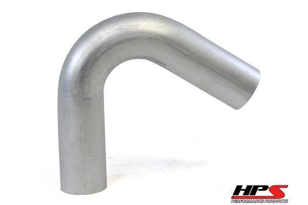 "HPS 1"" OD 120 Degree Bend 6061 Aluminum Elbow Pipe 16 Gauge w/ 1 1/2"" CLR"
