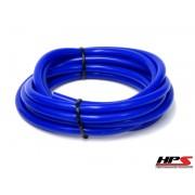 "HPS 1/2"" (13MM) ID BLUE HIGH TEMP SILICONE VACUUM HOSE - 10 FEET PACK"