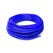 "HPS 1/2"" (13MM) ID BLUE HIGH TEMP SILICONE VACUUM HOSE - 100 FEET PACK"