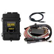 Elite 1000 + Premium Universal Wire-in Harness Kit Length: 5.0m (16')