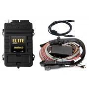 Elite 2000 + Premium Universal Wire-in Harness Kit Length: 5.0m (16')
