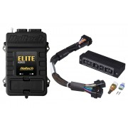 Elite 2500 with RACE FUNCTIONS - Plug 'n' Play Adaptor Harness ECU Kit - Toyota  Mark II/Cresta/Chaser JZX100 1JZ-GTE VVT-I (JDM) Soarer (MY96-01) JZZ30 1JZ-GTE VVT-I (JDM)