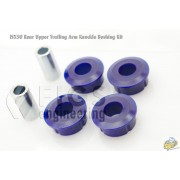 GEN2 IS ISX50 REAR UPPER TRAILING LINK KNUCKLE MOUNT POLYURETHANE BUSHING