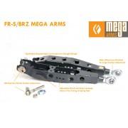 FIGS FBRS MEGA ARMS FR-S BRZ  GT86, RACE VERSION