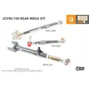 JZX90/100 COMPLETE MEGA REAR LINK KIT