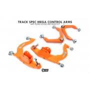 FRONT TRACK SPEC UCA / LCA MEGA ARM KIT SC300/400 MKIV SUPRA