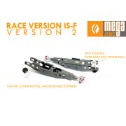 "FIGS MEGA Arms GEN 2 IS / IS-F ""RACE VERSION"" V2"