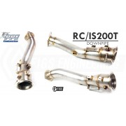 PPE 200T DOWNPIPE IS RC