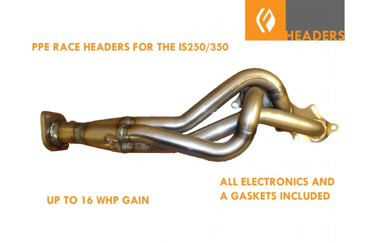 PPE IS250/350 Headers