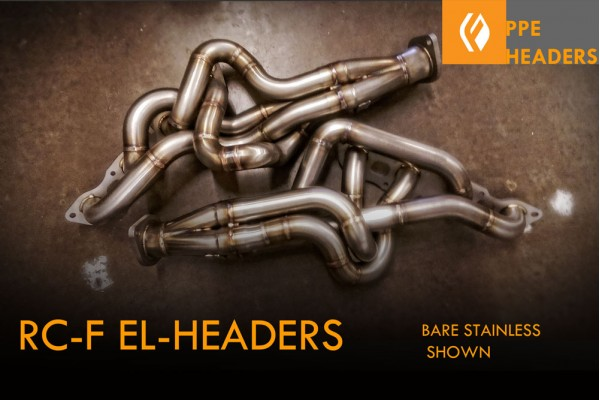 PPE RC-F EQUAL-LENGTH HEADERS