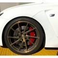 RACINGBRAKE/FIGS 2-PIECE FRONT BRAKE ROTORS ONLY RC-F GS-F