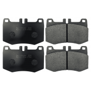 2018+ LEXUS LC500 LC500H RB OE REPLACEMENT REAR BRAKE PADS
