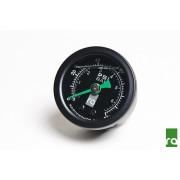 RADIUM FUEL PRESSURE GUAGE 0-100PSI