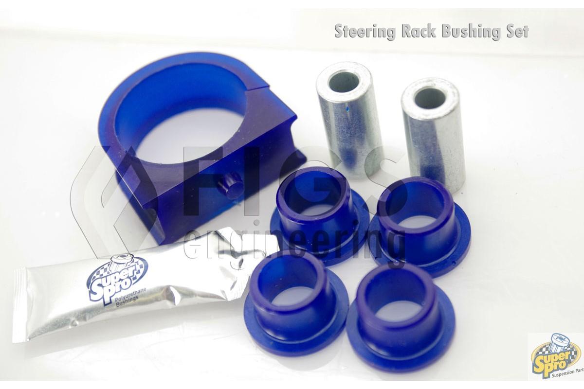Fits Lexus SC300 SC400 1990-2000 Steering Rack Bushing Set Polyurethane