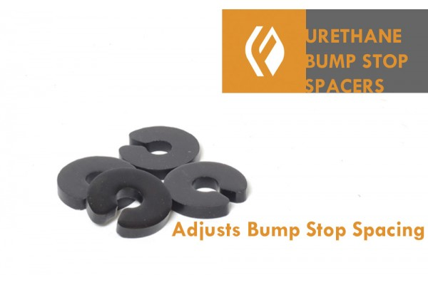 URETHANE BUMP STOP (JOUNCE) SPACERS