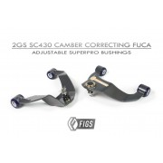 FIGS CAMBER CORRECTING 2GS/SC430 FRONT UCA