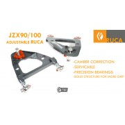 JZX90 and JZX100 REAR ADJUSTABLE UPPER CONTROL ARM