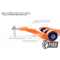 REAR UPPER CONTROL ARM VIP AND CORRECTING MKIV SUPRA SC 300/400 GS300