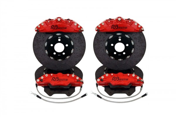 4 CORNER 380MM/380MM CCM ROTOR BBK IS-F RC-F IS GS