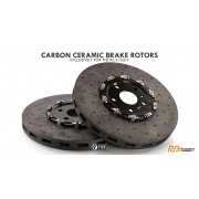 RB FRONT OE-REPLACEMENT 380MMx34 CCM ROTORS ONLY RC-F GS-F