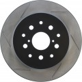 IS300 REAR STOPTECH SPORT SLOTTED ROTORS CRYO TREATED